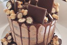 cake golosinas chocolate