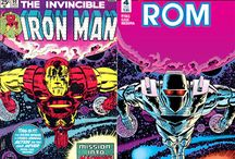 Homage Comic Covers