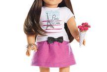 american girl doll Grace