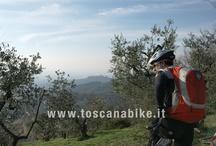 Mountain biking / Mountain bike in Tuscany and outside