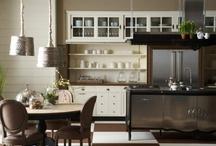 Kitchens / by Jacqueline Johnston
