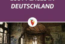 Deutschland Road Trip
