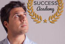 The Success Academy / Episodios de mi podcast The Success Academy / by Víctor Martín