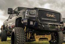 Jeeps, SUVs & Trucks.  / Ability, capability & Power / by Anne