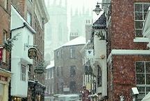 Winter in York