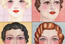 Retro/Vintage Makeup