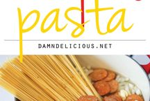 Food|Pasta / by Whitlie James