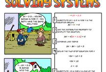 System of Equations / CCSS.MATH.CONTENT.8.EE.C.8 Analyze and solve pairs of simultaneous linear equations.