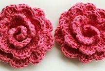 Crochet little projects