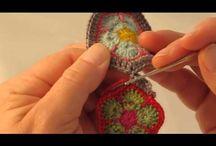 Crochet & knitting techniques