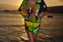 "Robe Locale ""POLYNESIAN Dress"""