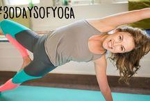 Yoga / Nybegynner og trenger litt fleksibilitet i kroppen