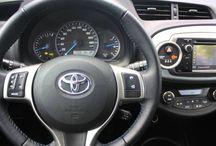 Mijn auto: Toyota Yaris