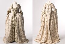 18th century fashion / by Charleston Museum