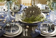 Jewish Celebrations / Hanukkah, Passover, Rosh Hashanna, Yom Kippur, Sukkot, Purim, Weddings, Bar & Bat Mitzvah, Sabbath, decor and food. / by Lady Rosabell