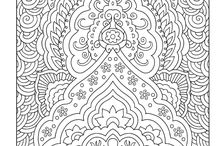 Coloring / Coloring pics for youth and adults.