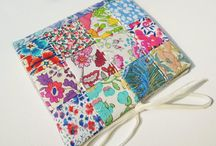 :: little liberty :: / Projects that catch my eye using little bits of Liberty fabrics. / by Megan Wenger