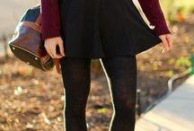 Look automne/hiver
