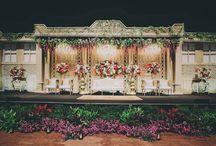 Iman & Dira Mandailing Wedding Reception
