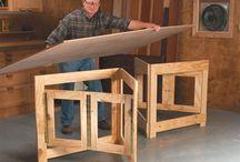 Woodworking/ Dremel