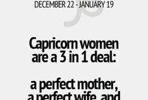 Capricorn traits