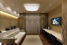 Комната / Дизайн жилой комнаты