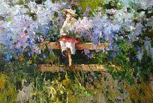 Alexei Zaitsev / Malarstwo