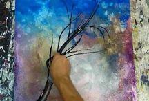 ART LESSONS 2 / by Theonymfi Bafaki