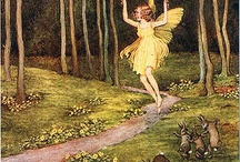 Fairy Illustrations 2 / by Kathleen Moore