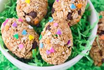 Easter Recipes / Easter and spring time recipes