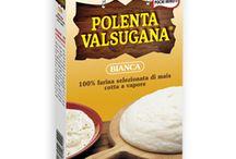 I Prodotti di Polenta Valsugana / Rapida o Pronta, Polenta Valsugana è facile e veloce da preparare in tutte le sue versioni
