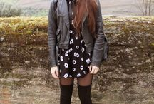 MODA / I'm addicted to grunge, goth and punk style. Hate me or love me.