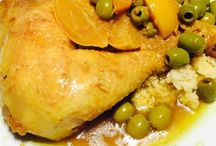 Maroc recettes