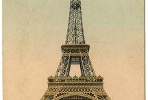 Vintage European postcards / by Jennifer Lowe
