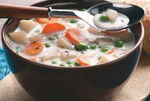 Cozy Soup/Chili Recipes / Soups