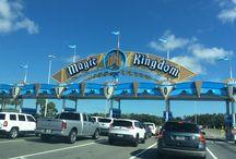 My Visit to USA / Disney World Magic Kingdom, Orlando, Florida