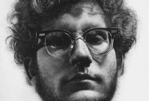 Chuck Close / The amazing working of Chuck Close