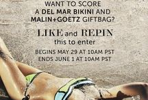 GIVEAWAYS / Your ultimate source for exclusive bikini.com giveaways! / by BIKINI.COM