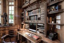 interior interesting wood