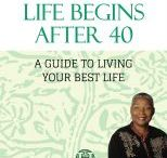 """Transformational Reads / """"It's not about living longer but having a good life while at it."""" - Dr. Carolle (http://www.drcarolle.com/)"""