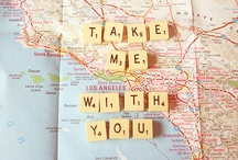 Come Away With Me / All things travel related.  / by Abigail Rose