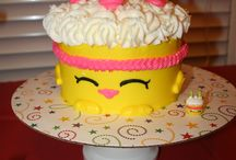 shopkins party ideas / by Amber Burkett