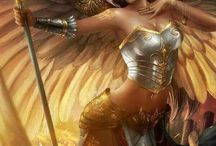 Anjos e Anjas