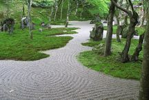 Zen Garden / Inspiration for zen like environment with nature.  Hope to use this to inspire a build for the Community VAR region in the Avacon Grid OpenSim virtual world.