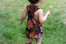 Cute kids clothing