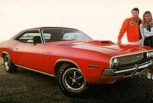 Dodge Challenger / by Dodge