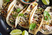 Taco Recipes / Badass Taco Recipes