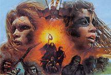 La Guerre Du Feu - Ateş Savaşı - Quest For Fire 1981 DVDRip indir   Online izle / Tarih öncesi çağlara, günümüzden 80 bin yıl geriye gidiyoruz. Ulam kabilesine ait mağara adamları için, başında nöbetçi dikip üzerinde titredikleri ateş, en değerli hazineleridir. Doğa olayları sonucu nasıl olduğunu anlamadan buldukları ve nasıl yeniden yakacaklarını bilmedikleri ateş bir gün söner. Aralarından üçünü; Noah, Amoukar ve Gaw'ı, ateşi yeniden bulup getirmekle görevlendirirler.