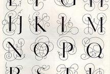 Monograms / by Jan Anglin