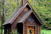 Tiny chapel ideas for the farm